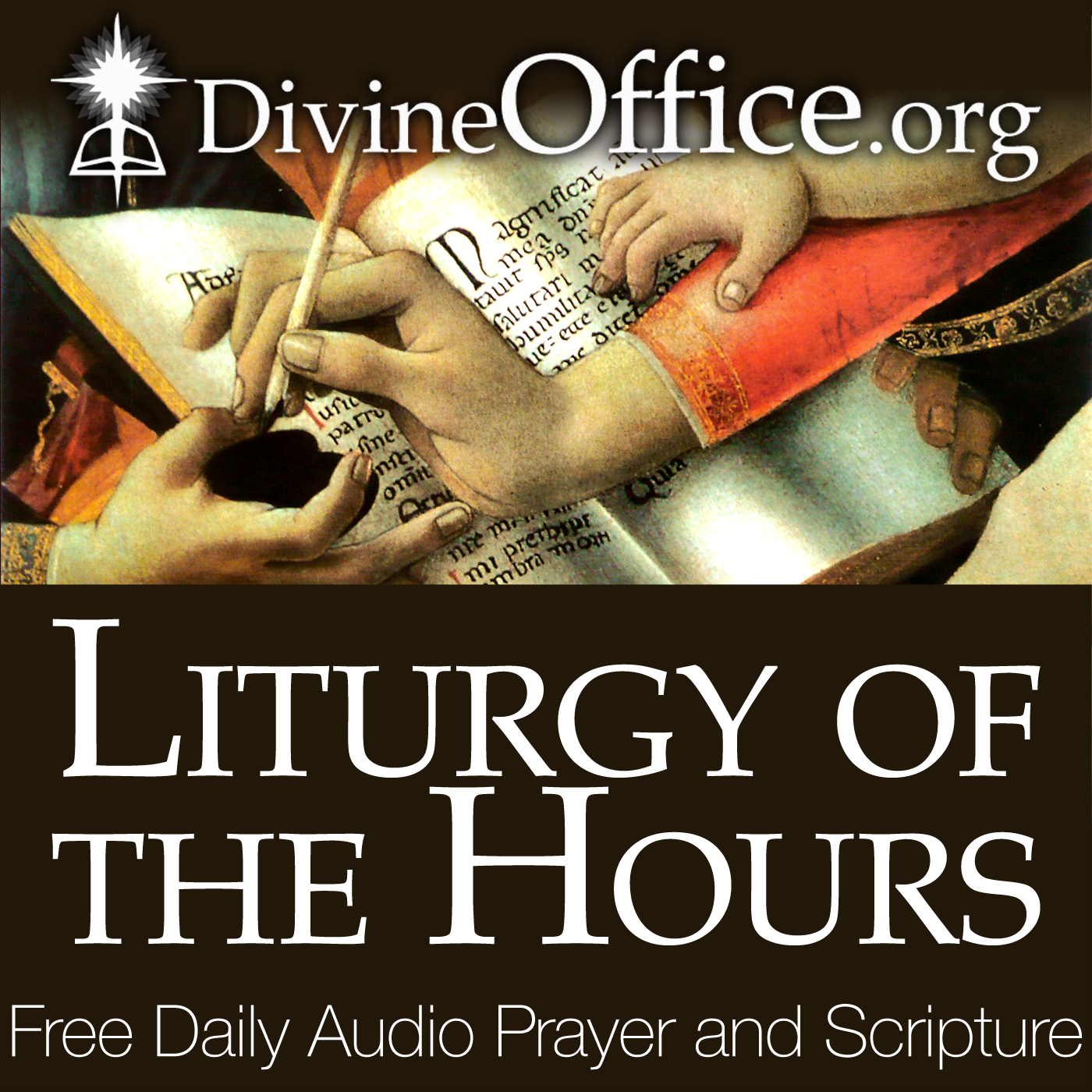 Pod Fanatic Podcast Divine Office Liturgy Of The Hours Of The Roman Catholic Church Breviary
