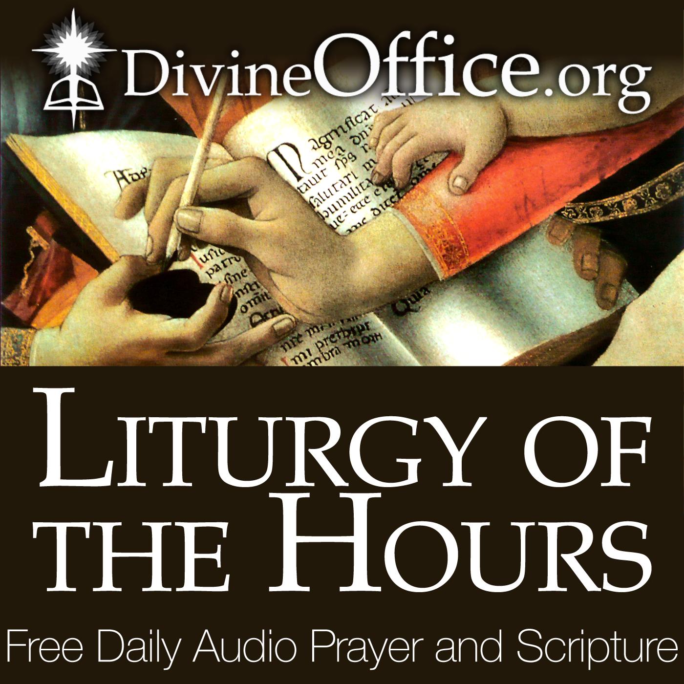 Divine Office Daytime Prayers