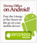Get the Divine Office Android App